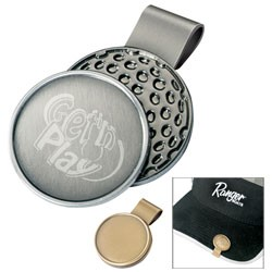 Hat Clip with Ball Marker - 61249