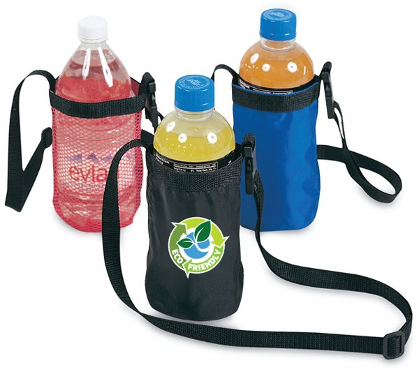 Water Bottle With Strap: Water Bottle Holder