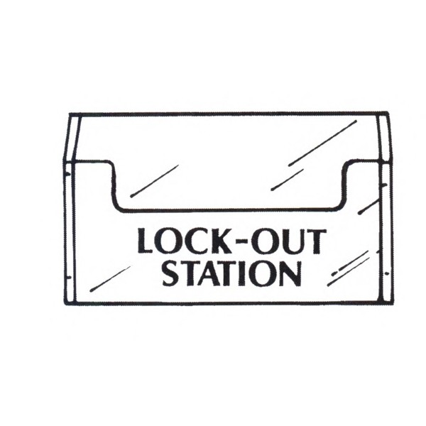 Lock out station