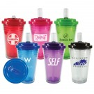 18 oz Flip Top Freedom Tumbler - 18FLPFRE