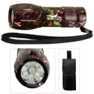 Camouflage Mini LED Flashlight - 65324