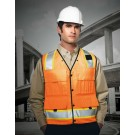 Level ANSI Class 2 Safety Vest - 8435