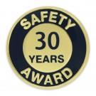 Safety Award Lapel Pin - C16