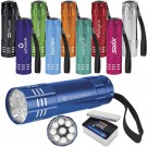 PUSH-BUTTON ALUMINUM FLASHLIGHT - FA16
