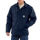 Carhartt Men's Flame-Resistant Duck Traditional Coat/Quilt-Lined - FRC066