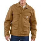 Carhartt Men's Flame-Resistant Lanyard Access Jacket/Quilt-Lined - FRJ003