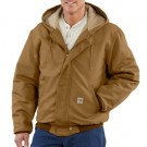 Carhartt Men's Flame-Resistant Midweight Active Jacket/Quilt-Lined - FRJ237