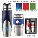 The Rudolph Hot & Cold Drinkware Set - G830
