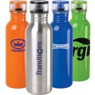 25 oz Stainless Steel Water Bottle - SV69SS