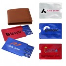 RFID Credit Card Sleeve Protector - T997