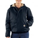 Carhartt Women's Flame-Resistant Midweight Canvas Jacket