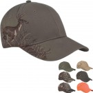 RUNNING BUCK WILDLIFE SERIES CAPS - 3301